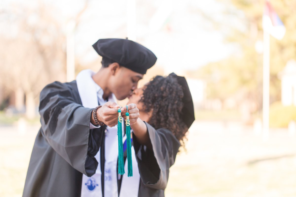 Graduation Photos | Hampton University Doctor of Physical Therapy