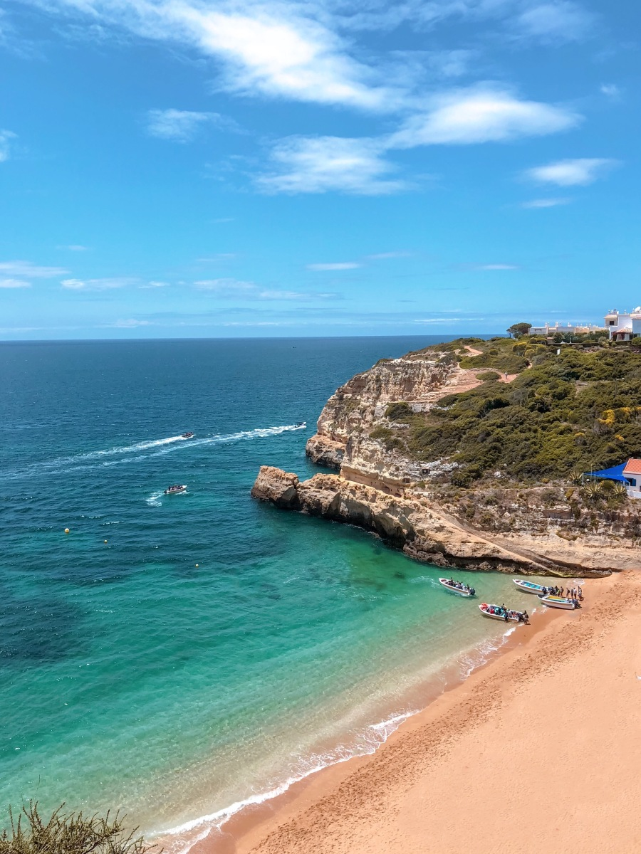 A Quick Guide to the Algarve, Portugal
