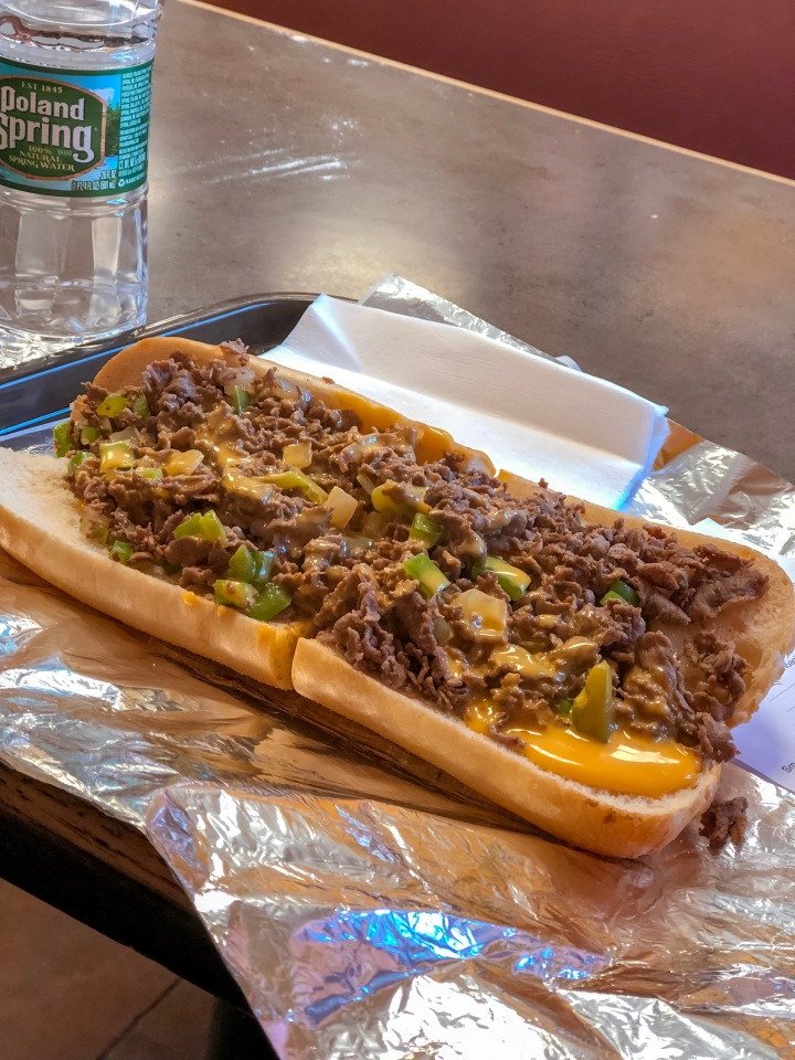 Ishkabibble's cheesesteaks